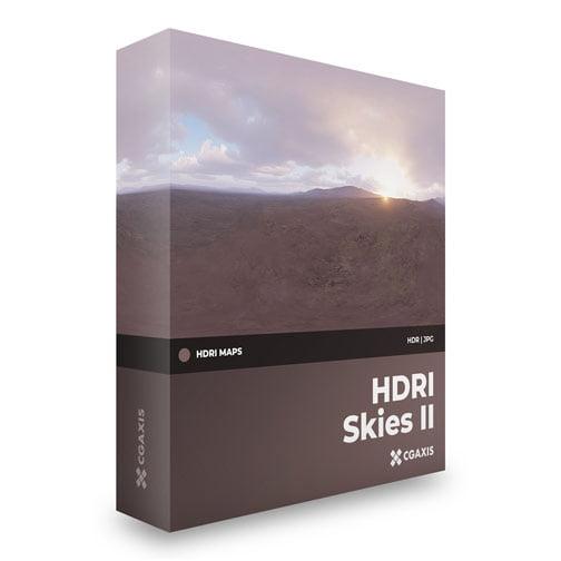 مجموعه تصاویر آسمان 108 تصویر HDR پانوراما HDRI Skies Collection