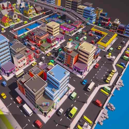شهر کارتونی