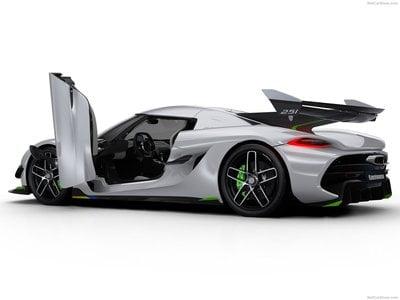 مدل سه بعدی اتومبیل Koenigsegg Jesko 2020 برای انواع فرمت ها