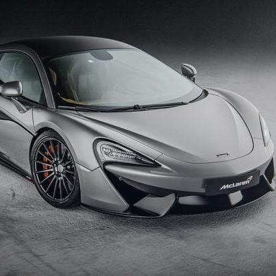 مدل سه بعدی اتومبیل مک لارن McLaren 570S 15 برای انواع فرمت ها