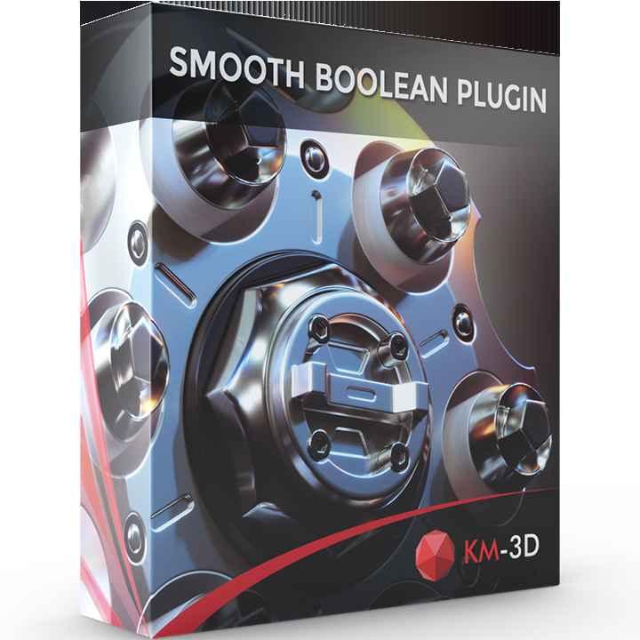 دانلود پلاگین Smooth Boolean 1.06 برای 3D Max