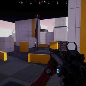 دانلود پکیج پروژه آماده شوتر چند نفره FPS Multiplayer Template برای آنریل انجین