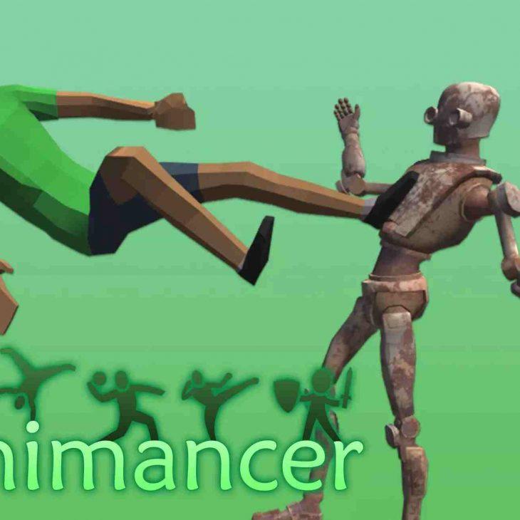 دانلود پکیج کنترل انیمیشن Animancer Pro برای یونیتی